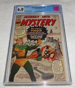 Journey Into Mystery #92 - CGC 6.0 - Thor - LOKI