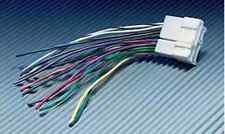 C4 Corvette 1990-1996 Radio Wiring Harness & Connector