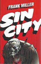 *Sin City By Frank Miller Tpb Graphic Novel*(1993 Dark Horse)*1St Print*Vf*