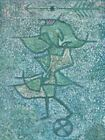 """1955 Tipped In Art Print """"Diana"""" By Paul Klee Free Shipping"""