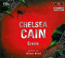 Chelsea Cain - Grazie - Hörbuch - Thriller - VOX Crime Edition