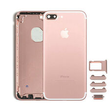 iPhone 6 Replacement Metal Back Housing Cover Case Rose Gold