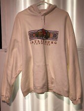 Gatlinburg Tennessee Pullover Hoodie XL Haynes Cotton