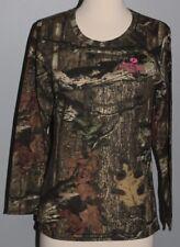NEW Mossy Oak Break-Up Infinity Long Sleeve Camo Shirt Sizes S M L XL 2XL Womens