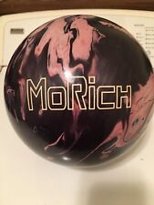 15# MoRich Locomotion Bowling Ball, Used, Exc