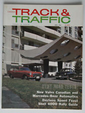 Canada TRACK & TRAFFIC April 1964 Shell 4000 Daytona Volvo Canadian ST2003000418