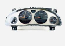 2008 2009 Pontiac Montana SV6 Speedometer Cluster 201K Instrument Unit  OEM