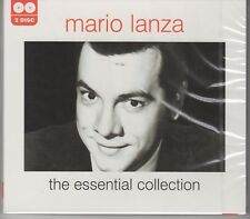 "Mario Lanza ""The Essential Collection"" 2CD Set NEW & SEALED 1st Class Post UK"