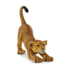 Collecta 88416 Lion Cub Stretching Miniature Animal Figure Toy