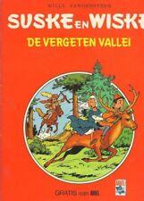 Suske en Wiske (Ariel): De vergeten Vallei.            Reclame-uitgave!