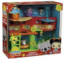 Ni Hao Kai-lan Tolee's Treehouse Playset ~ Includes 2 Figures ~ Free US Shipping