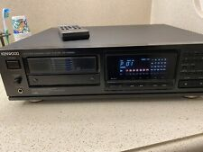 New listing Vintage Kenwood Multiple Compact Disc Player Dp-M6620 6 Disc Magazine-
