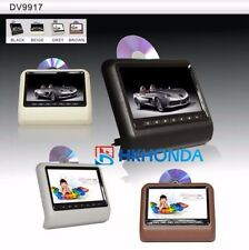 "1PC best Headrest DVD 9"" inch Screen Video Monitor Built-in DVD/CD For BMW"