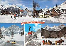 BG11569 cable train ski car voiture types   ramsau am dachstein austria