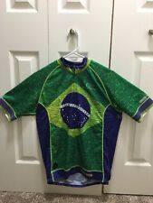 cycling jersey Brazil Special