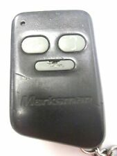 Keyless entry remote fob Marksman H50T15 aftermarket transmitter start starter