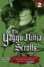 NEW - The Yagyu Ninja Scrolls 2: Revenge of the Hori Clan