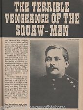 Frederic F. Gerard's Vengeance on Major Marcus Reno+Benteen,Custer,Frett