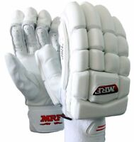 MRF AB De Vilers Elite Cricket Batting Gloves - Player Grade RH/LH + FREE Inner