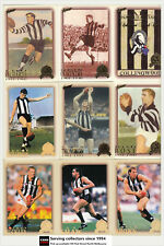 AFL Hall Of Fame Trading Card Club Card Collection(1996-2012) Collingwood (22)