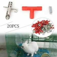 Rabbit Nipple Automatic Water Drinker Fedder Bunny Rodent Mouse Pet Industry New