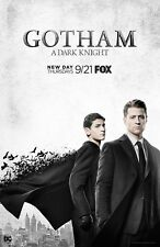 Gotham poster (d)  -  11 x 17 inches - The Dark Knight