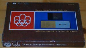 Weeda Canada Thematic Collection #10, 1975 Olympic Souvenir Collection 2 CV $35