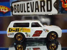 "Hot Wheels '70 CHEVY BLAZER Special Custom SIMPSONS ""Duff Beer"" Chevy. Loose."