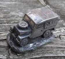 Land Rover Series 2 Light Weight    von Prideindetails, Autosculpt 1:87