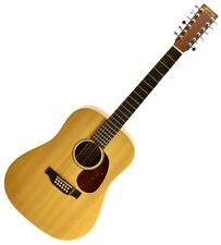 Martin D12X1 12-String Solid Top Dreadnought Acoustic Guitar + Case