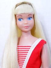 Spectacular Vintage Platinum Straight Leg Skipper Doll Mint