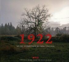 MIKE PATTON 1922 soundtrack (2018) 21-trk CD NEW/SEALED Faith No More Mr. Bungle