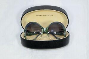 Vintage Balenciaga Womens Sunglasses 1970`s