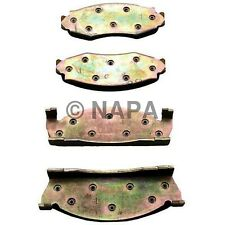 Disc Brake Pad Set-Disc, Rear Disc Front NAPA/RAYLOC SAFETY STOP-RSS SS7027A