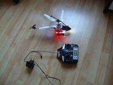 RC Hubschrauber T-05 , Fernsteuerung mit LCD Anzeige
