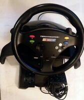 Thrustmaster NASCAR Pro Victory Racing Wheel & Pedals for Original Xbox - Rare!!