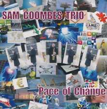 Sam Coombes Trio-Pace of Change CD   New