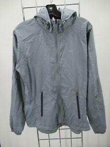 H3659 Men's Nike Full-Zip Hood Windbreaker Jacket Size L
