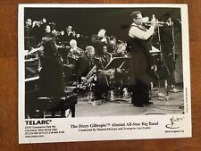 dizzy gillespie all-star big band press photo - 10 x 8