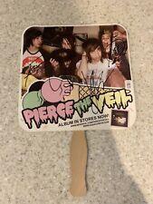 Pierce The Veil Autographed Fan