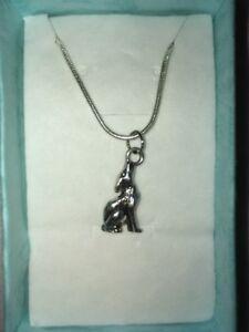 Werewolf Pendant Necklace