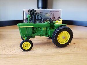 Ertl Toy Farmer John Deere 4320 Tractor 1993 Farm Toy Show European Tour 1:43