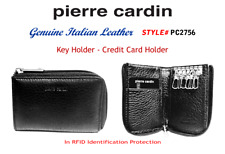 PIERRE CARDIN KEY HOLDER + CREDIT CARD HOLDER  PC2756