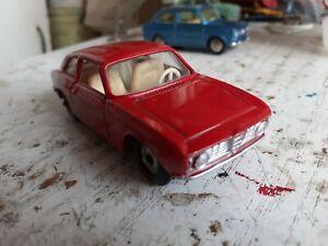 Mercury made in italy 1/43 Alfa Romeo giulia gt