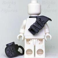 2 x Ninjago LEGO® Pearl Dark Grey Ninja Scabbards for one Katana Sword Part