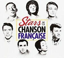 VARIOUS ARTISTS - STARS DE LA CHANSON FRANCAISE USED - VERY GOOD CD