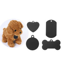 Animal Carriers Collars  Decoration Pendant ID Name Stainless Steel  Dog Tag