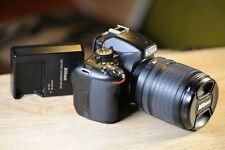 Nikon D5100 16.2 MP Digital SLR Camera - Black 18mm-105mm Lens