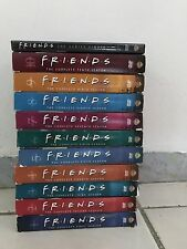 Friends Dvd Complete Series (Season 1-10) & Series Finale & serie' s soundtrack