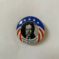 Taft For President 1984 Reproduction Pin William Howard Political Button